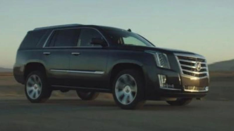 2015 Cadillac Escalade: This Is It