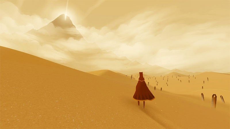 Journey, From The Creators Of flOw and Flower, Explained