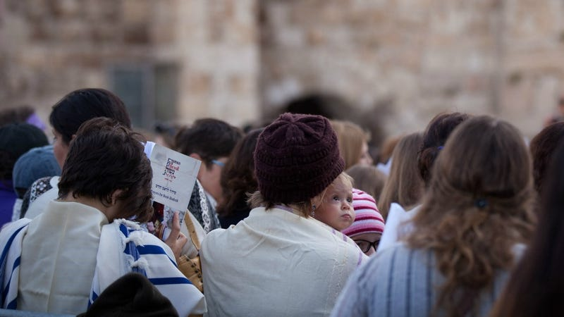 Why Yes, There Are Orthodox Members of Jerusalem's Women of The Wall