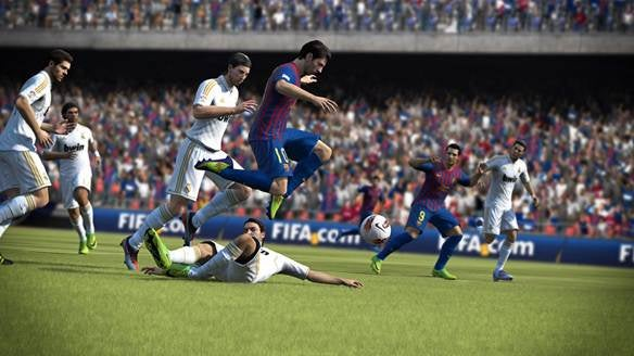 NHL's Gameplay Upgrades Sound Rather Similar to FIFA's