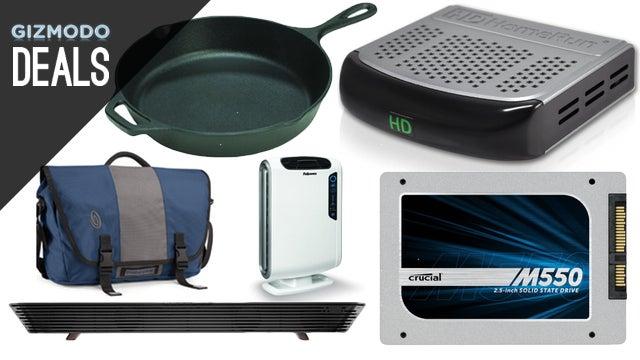 Deals: Your New Soundbar, Custom Bluetooth Speaker, Timbuk2 Sale