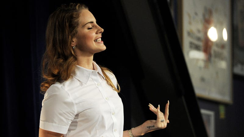 Lana Del Rey Tells Everyone to Go Lana Del Rey Themselves