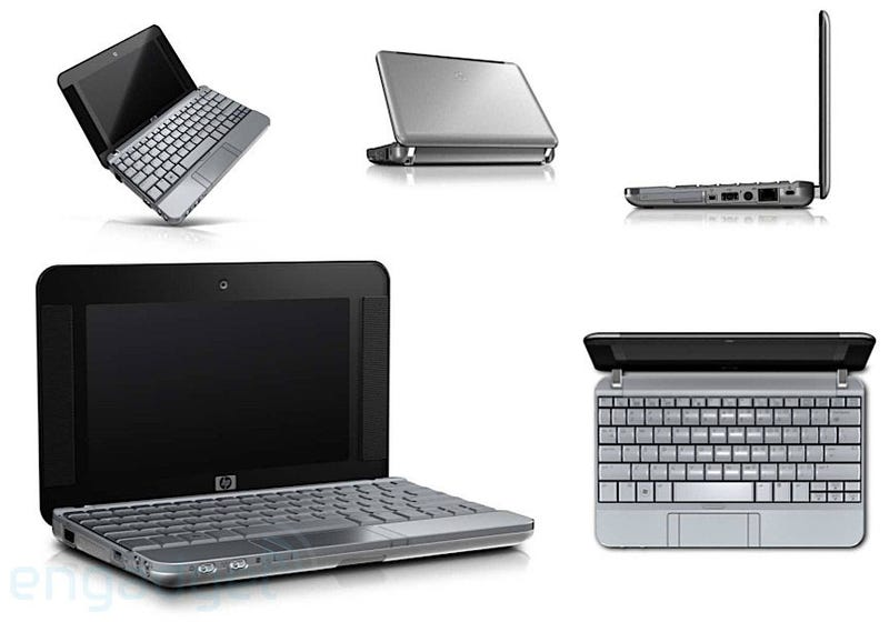 HP Compaq 2133 UMPC Laptop