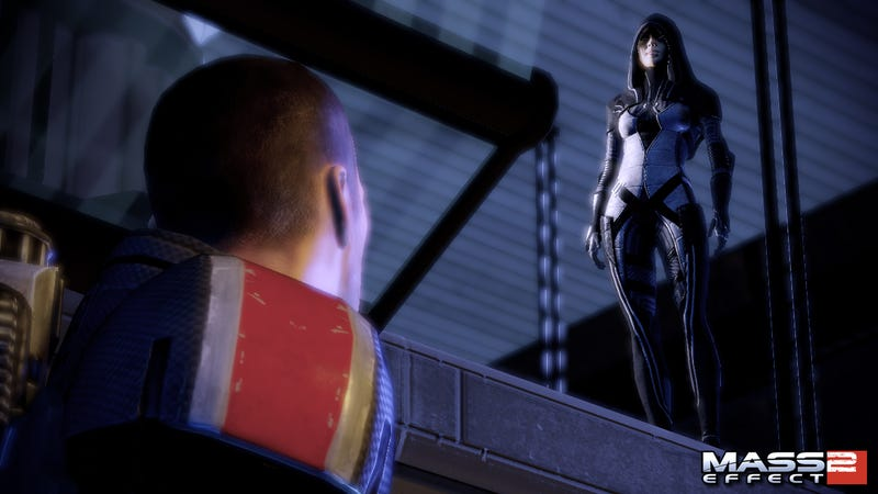Mass Effect 2 DLC Adds 90 Minutes, More Earth Teases