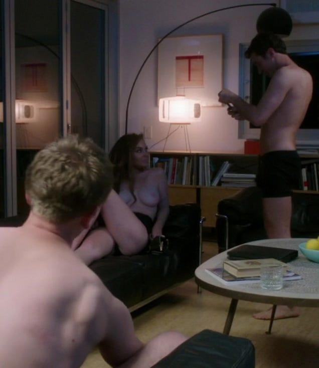 Lindsay Lohan Leaked Nude Pics
