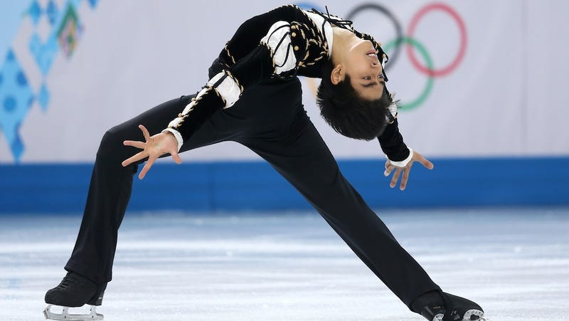 Michael Martinez Is the Olympics' First Filipino Figure Skater