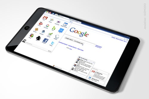 Why Google Should Make a Tablet