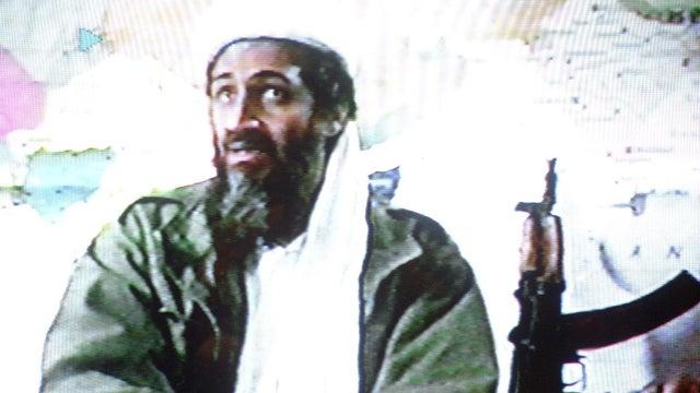 Letters from bin Laden