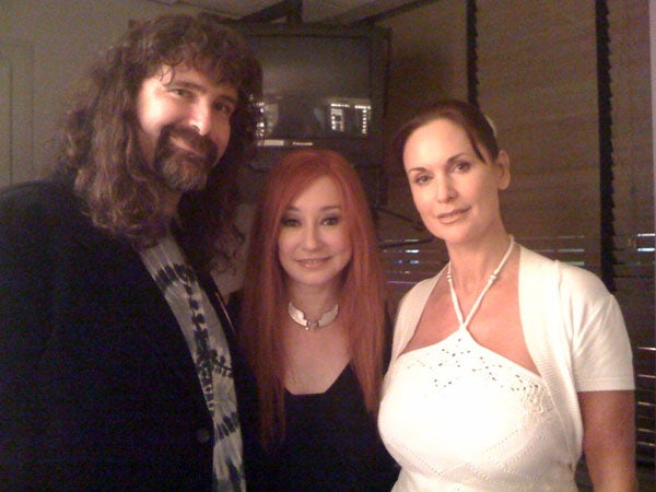 Because Of Tori Amos, Mick Foley Didn't Fear For His Balls In Barbed-Wire Cage Matches