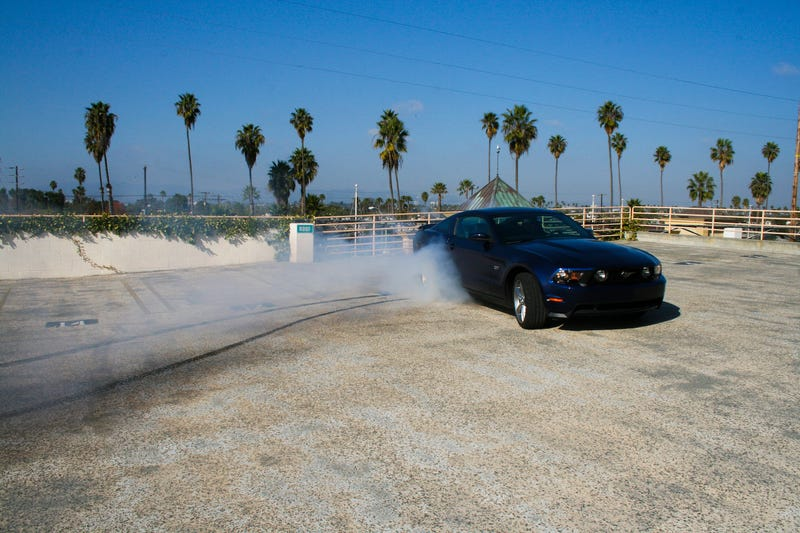 2010 Ford Mustang: First Drive