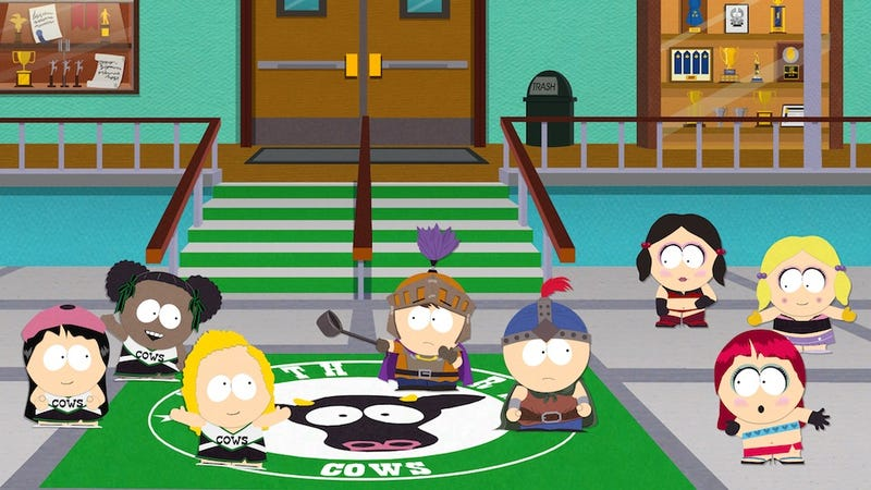 It's A Battle For The S**ty Wok In These New South Park RPG Screens