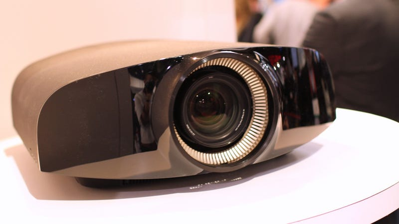 Sony's 4K Home Projector Eyes-On: You Probably Can't Tell the Difference Between This and a Theater Projector