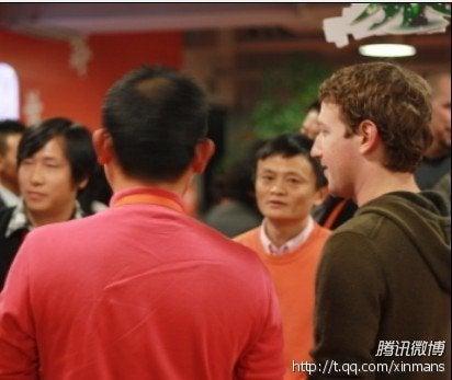 Microbloggers Stalk Mark Zuckerberg Around China