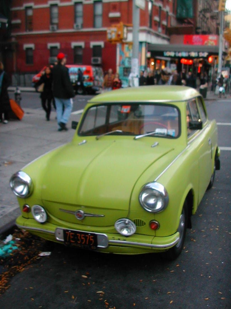 East German Pride Is Alive And Flourishing On The Streets Of New York City!