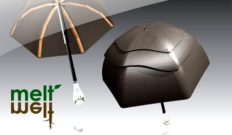 Melt Umbrella For Hippies Who Want to Get Wet