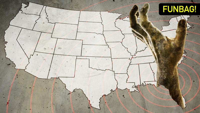 The 10 Most Insane States In America