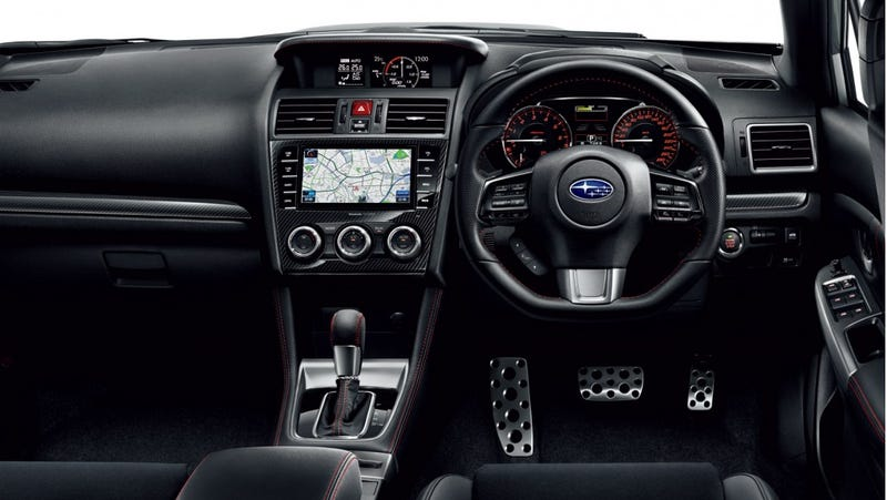 Here Is The 2015 Subaru WRX They Named After An Audi