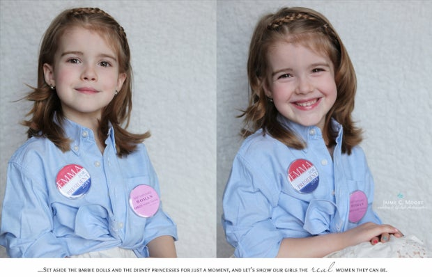 Your Evening Cry: 5-Year-Old Girl's Birthday Present From Photographer Mom
