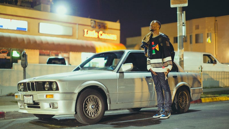 Frank Ocean Is Building A Monstrous Sleeper BMW E30