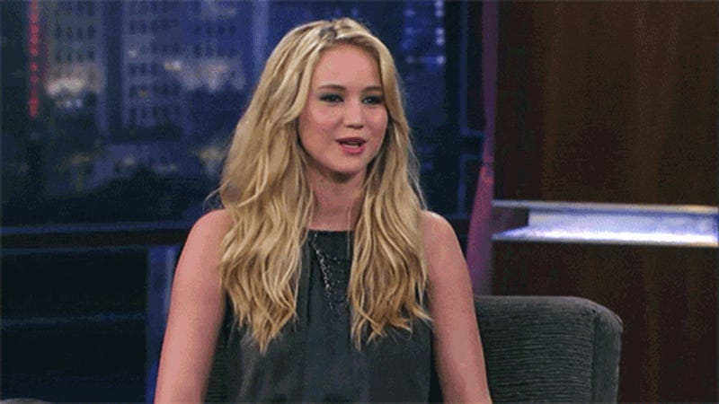 Jennifer Lawrence Is a Chihuahua on the Red Carpet, Says Jennifer Lawrence