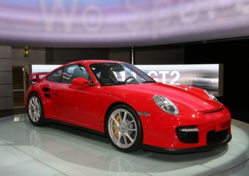 "Porsche Coming To New York, Bringing Three ""World Premiere"" Vehicles"