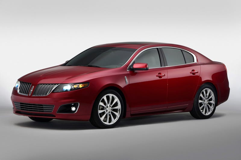 2010 Lincoln MKS: EcoBoost Comes To The MKS