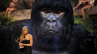 One Time a Big Mac Tried to Kill Jennifer Aniston