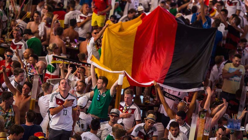 The World Cup Teaches Germans How To Be Proud Of Germany