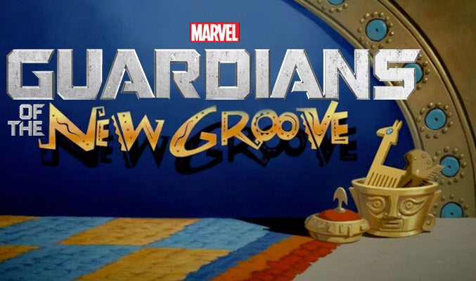 """Guardians Of The Galaxy is Marvel's """"New Groove"""""""