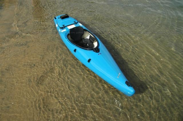 Surfango's PowerKayaks Haul Aquatic Ass