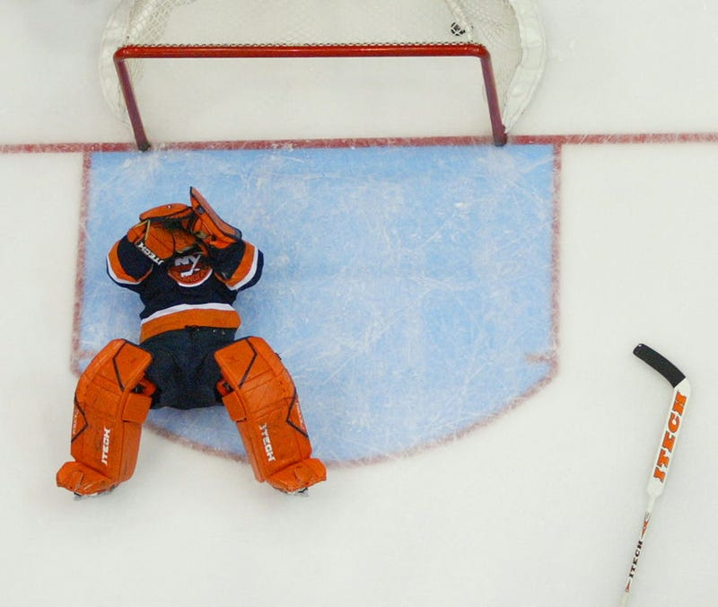 Islanders Waive Rick DiPietro To A Fate Worse Than Death: Living In Bridgeport For Eight Years