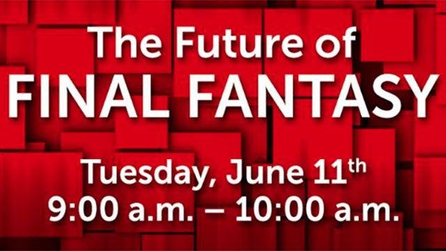 There Might Be Big Final Fantasy News Coming At E3