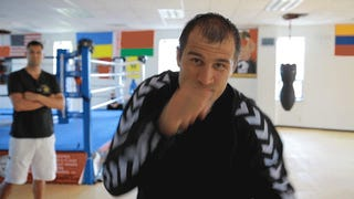 Stretch For Power: Sergey Kovalev's Krusher Workout