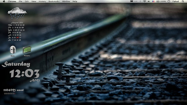The Railway Desktop