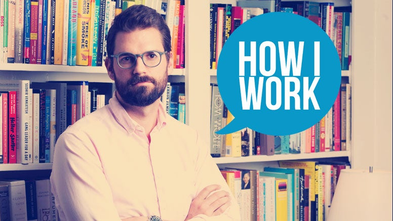 I'm Zach Frechette, Founder of Quarterly Co., and This Is How I Work