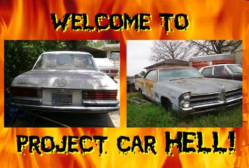 PCH, 6.9 Liters Of Misery Edition: 1977 Mercedes-Benz 450SEL or 1966 Pontiac Catalina?