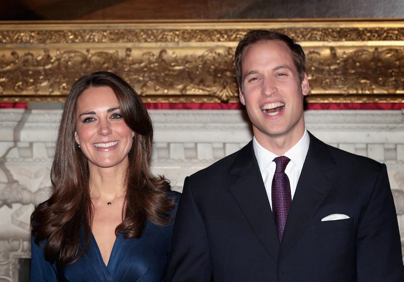 Prince William's Wedding Date Is Set! Pack Your Bags!