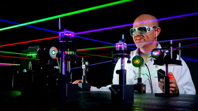 Scientists Think They Can Cure Alzheimer's with Lasers