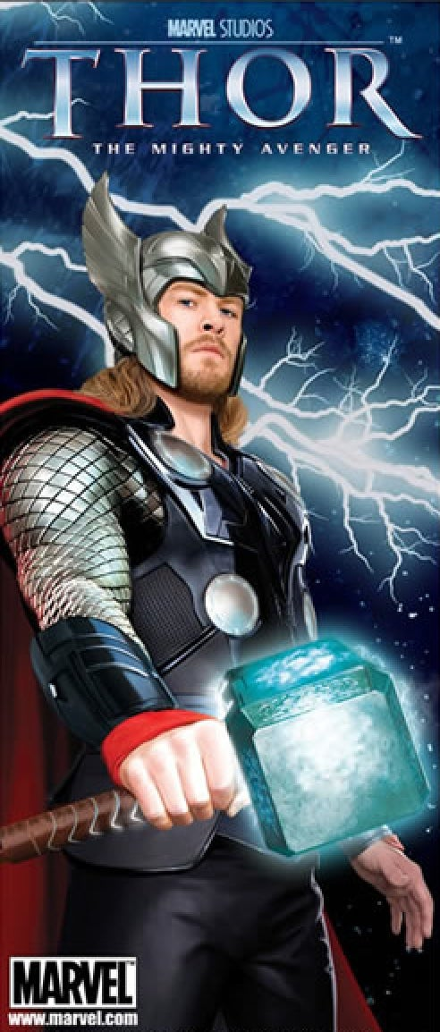 New Thor Posters/Pictures