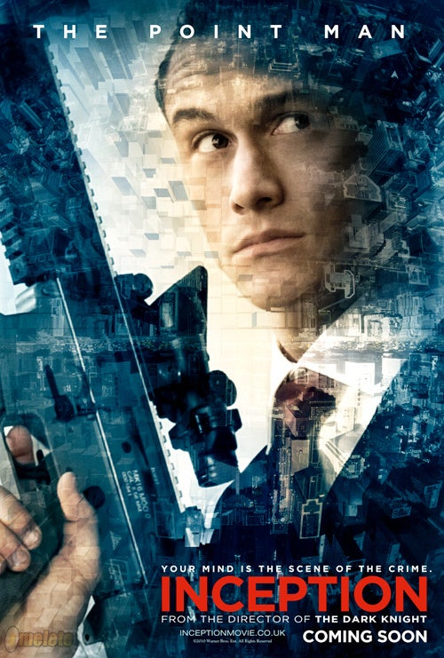 Inception Poster Gallery