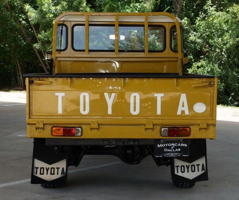 I love Toyota Pick ups