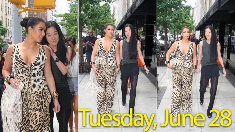 "Kim Kardashian's August Wedding Will Be ""Massive"""