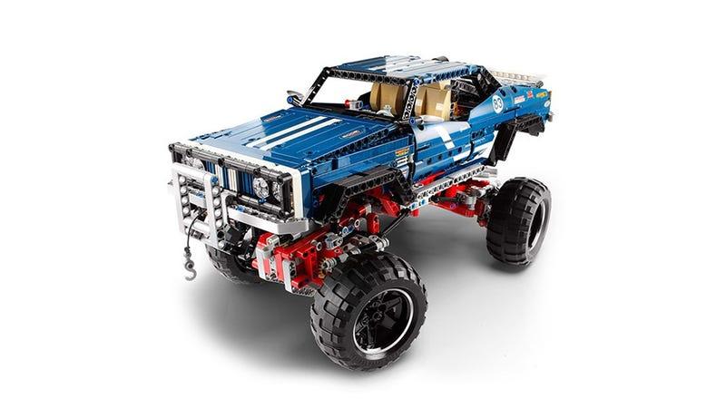 Lego Makes a Fan's Dream Come True