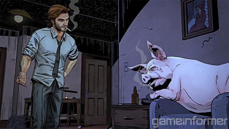 First Look At Telltale's Fables Game