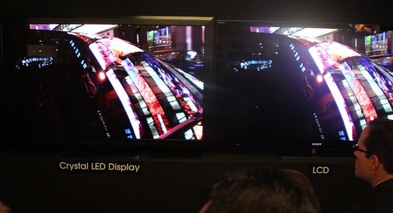 All the Tech That Makes Future TVs So Gorgeous