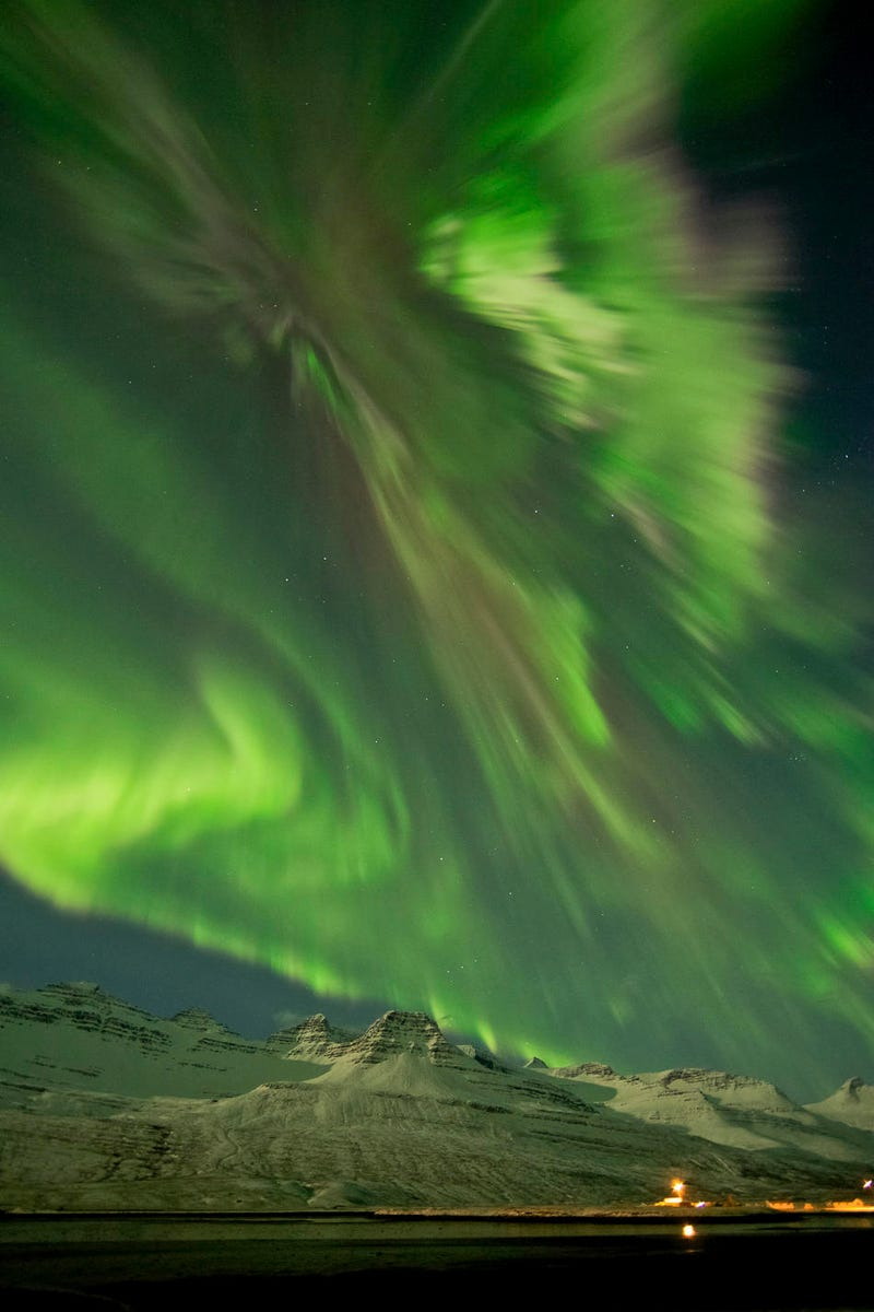 The Jaw-Droppingest Photo of Last Night's Super-Charged Northern Lights