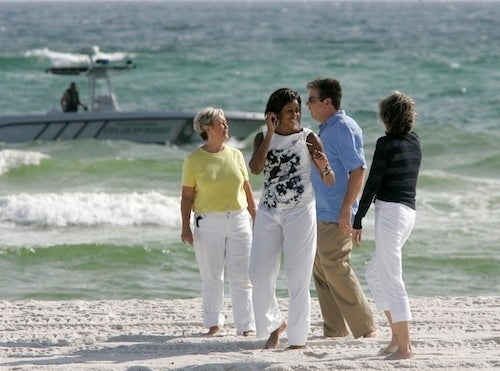 FLOTUS By The Sea
