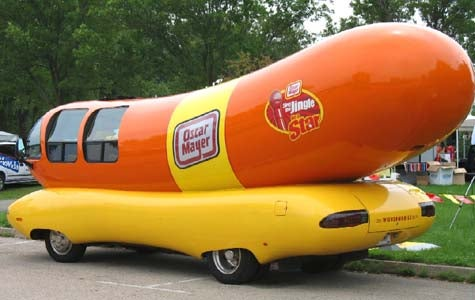 Bureaucratic Screwup Results In Wienermobile Bust