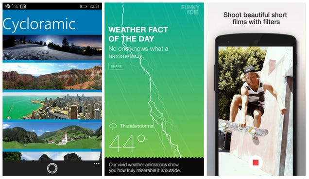 Our Favorite Mobile Apps of the Week