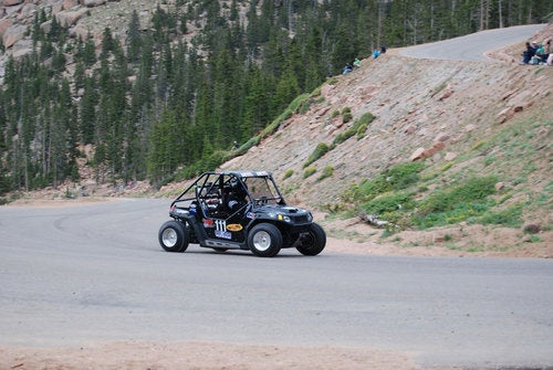 Pikes Peak UTV Race: Driving Gallery